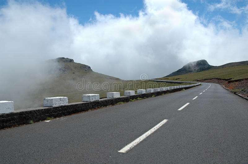 Download Road In Madeira Island Royalty Free Stock Photo - Image: 28020805