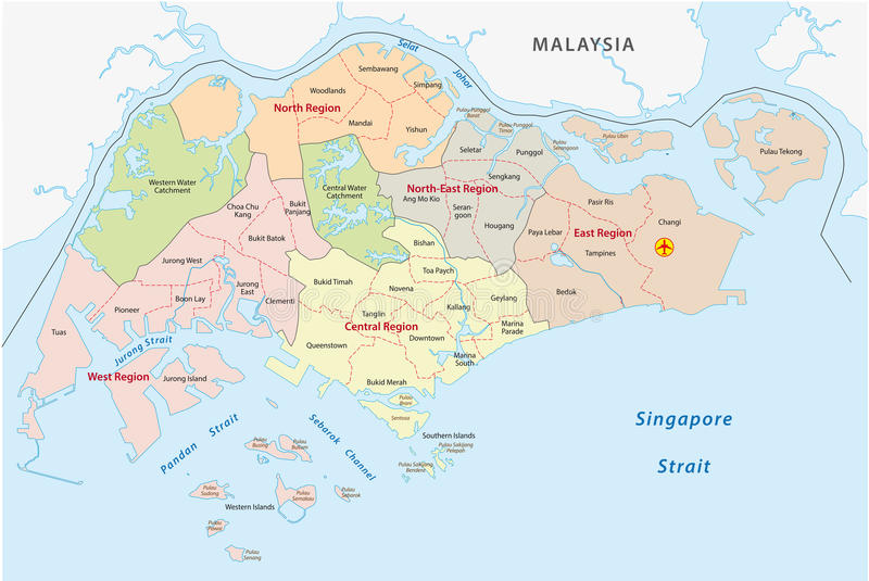 Road map of singapore stock illustration illustration of download road map of singapore stock illustration illustration of geography 77474219 publicscrutiny Images