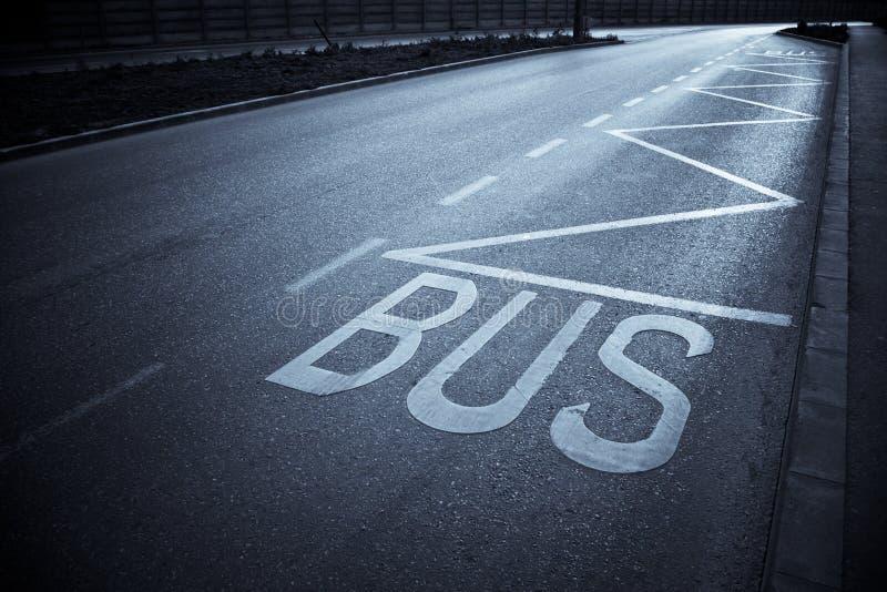 Download Road markings stock image. Image of information, transportation - 9111201
