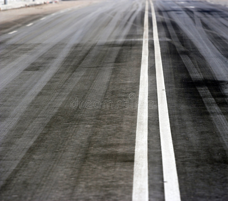 Download Road marks stock image. Image of motion, line, strip, street - 4145849