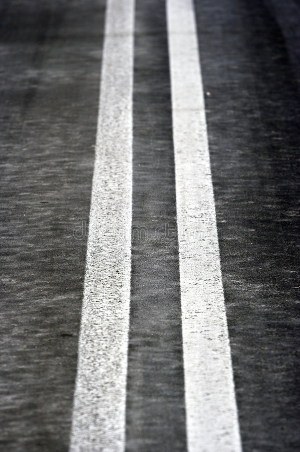 Road marks stock images