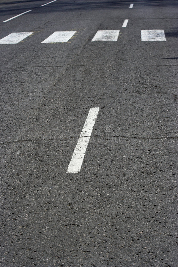 Download Road Marks Royalty Free Stock Photos - Image: 4568398