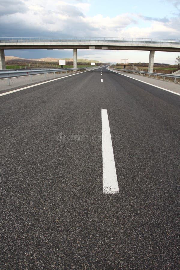 Road marks stock photos