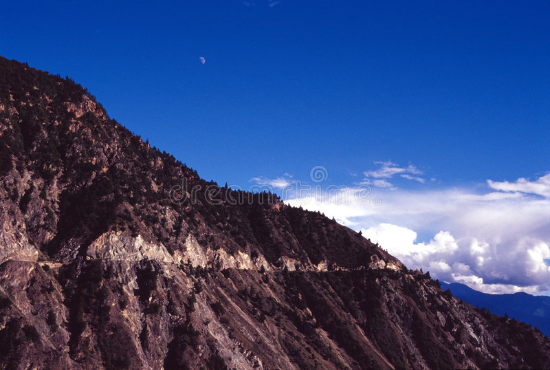 Download Road in the mountain stock image. Image of explore, bend - 3502813