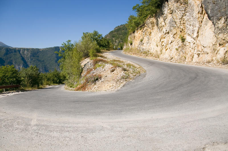 Download Road In Mountains Royalty Free Stock Photo - Image: 15946105
