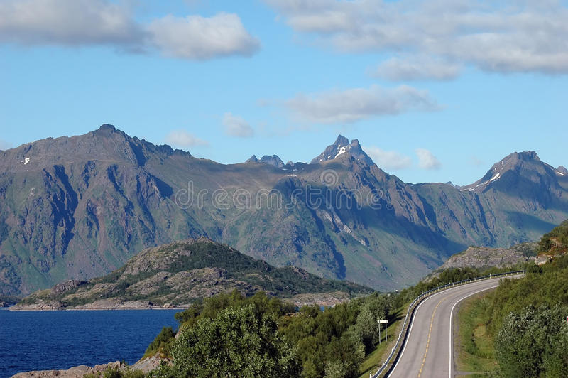 Download Road and mountains stock image. Image of outdoor, ecology - 33639211