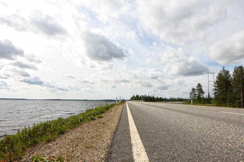 Download Road Near Bay Royalty Free Stock Image - Image: 33311726