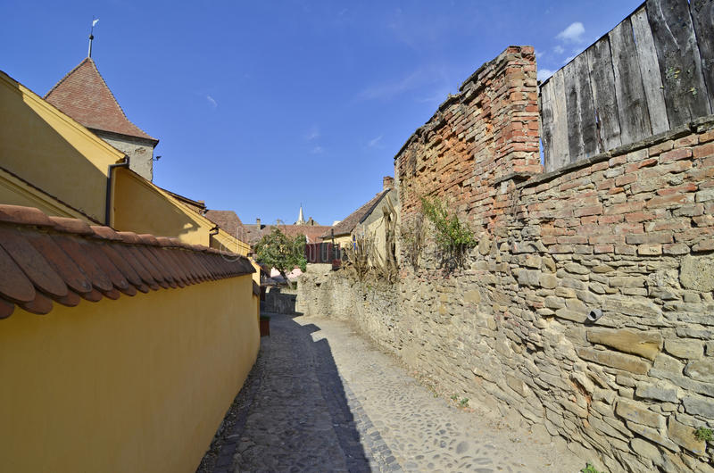 Download Road path stock image. Image of visiting, fortress, square - 26285195