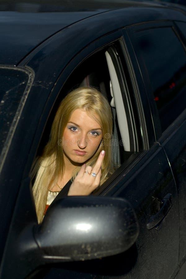 Download Road Rage Gesture stock photo. Image of enraged, gesture - 3182824