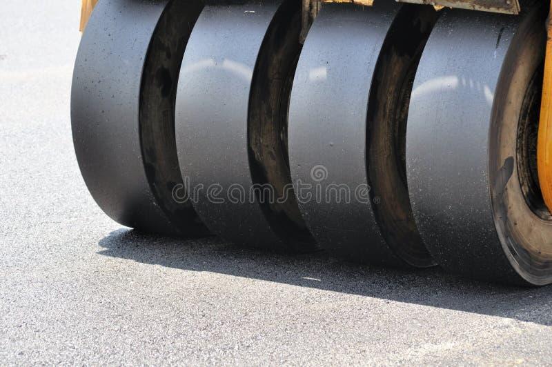 Download Road roller stock photo. Image of material, granular - 15717576