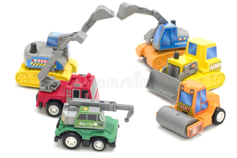 Road-roller royalty free stock photo