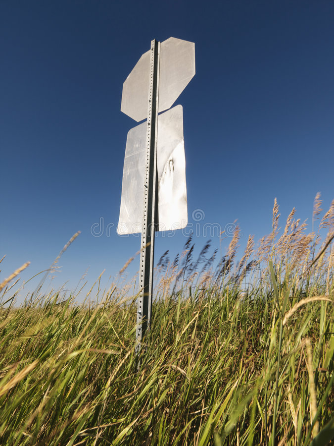 Road sign. royalty free stock photography