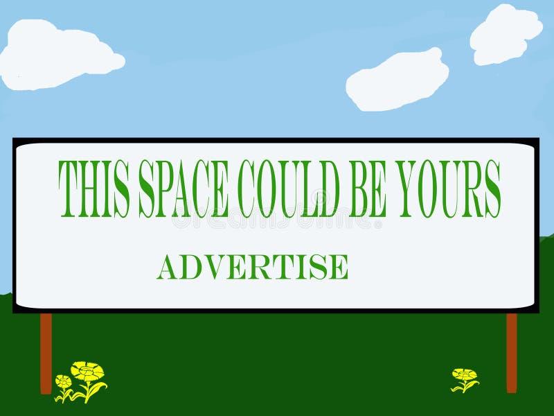 Download Road sign Illustration stock illustration. Illustration of background - 12930445