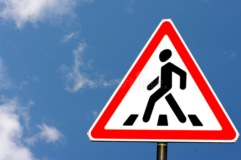 Download Road signs stock photo. Image of pole, road, right, blue - 10757498