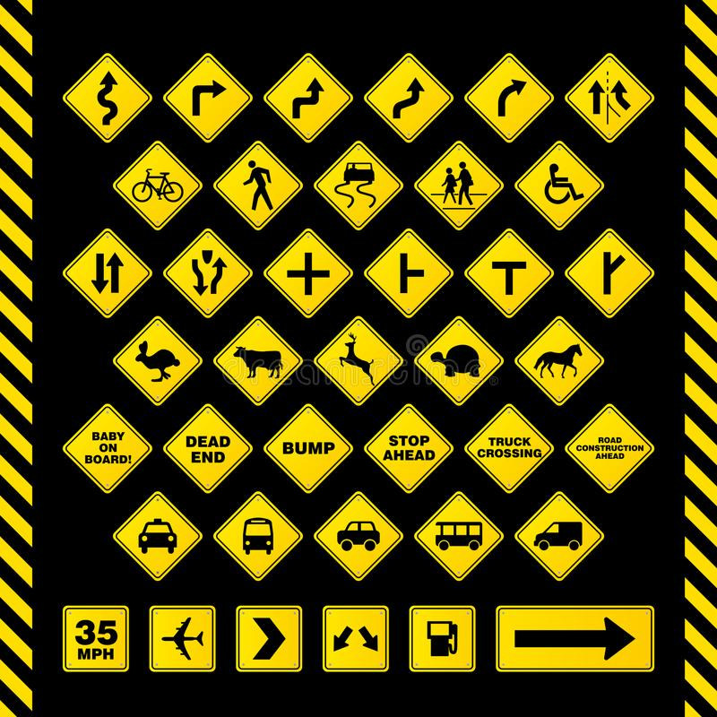 Free Road Signs Royalty Free Stock Photos - 122381248