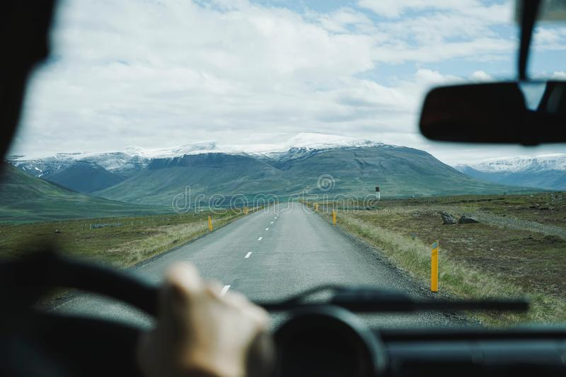Road, Sky, Road Trip, Highway stock photography