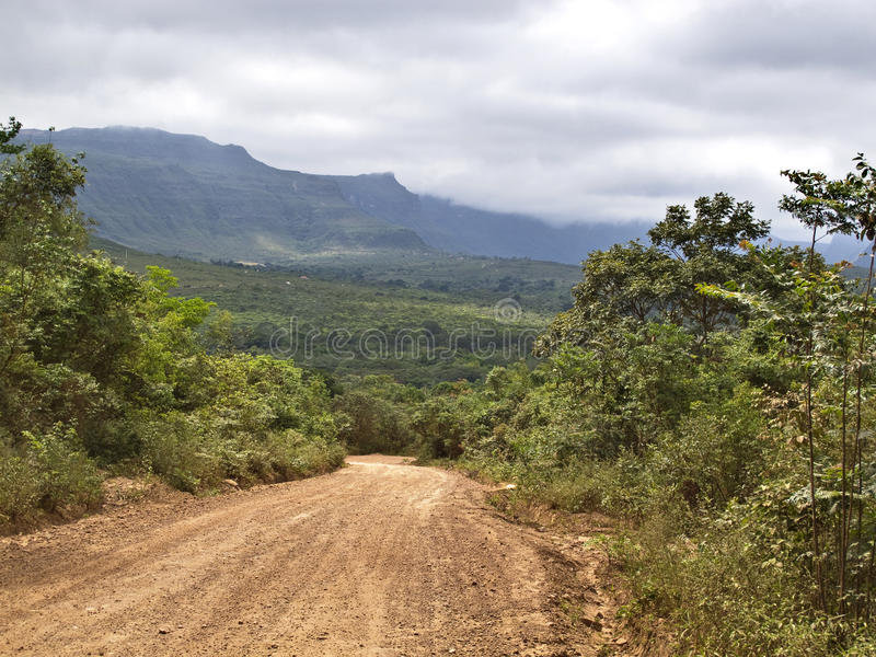 Download Road to the Chapada stock photo. Image of goodwill, ceasefire - 22979622