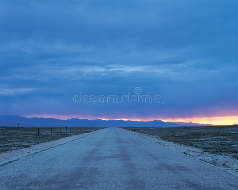 road to dawn