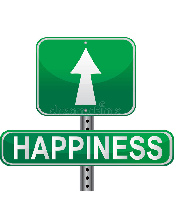 Download Road To Happiness Stock Photography - Image: 16973802