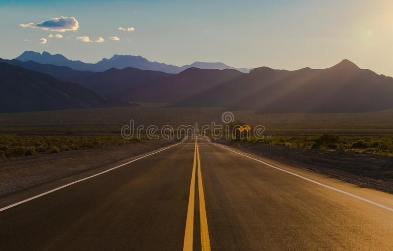 Road to Heaven royalty free stock images