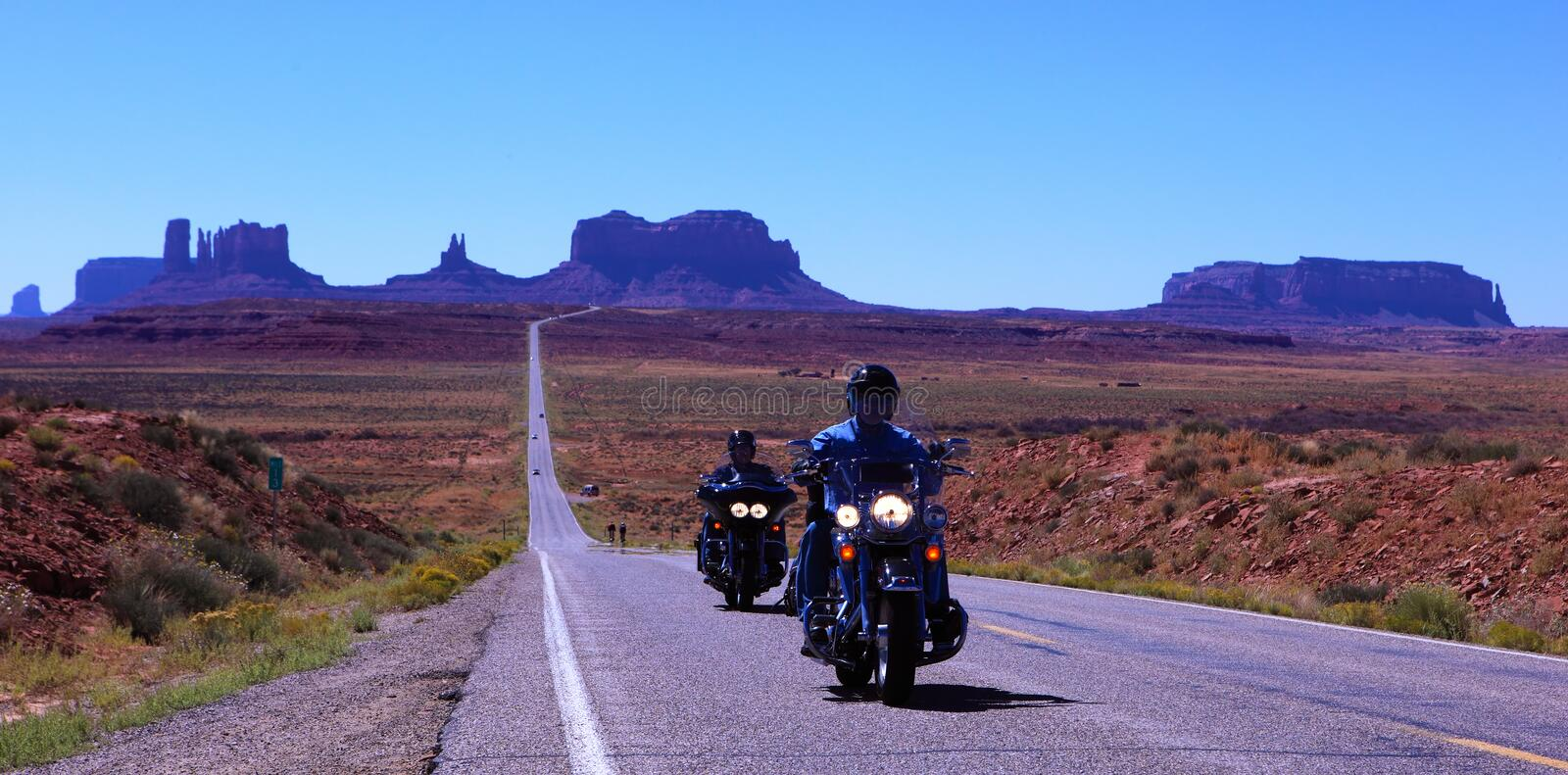 Download Road To Monument Valley , Utah, USA Royalty Free Stock Image - Image: 16697896