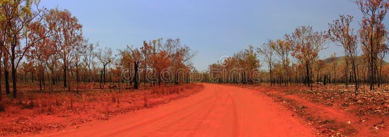 Road to Nourlangie, kakadu national park, australia. Beautiful nourlangie, kakadu national park, australia stock photo