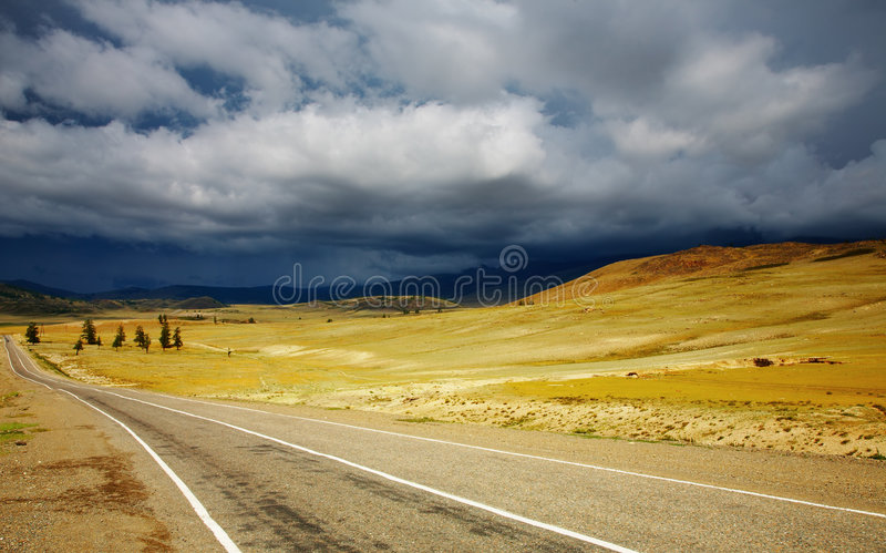Download Road To Nowhere Stock Image - Image: 3045131