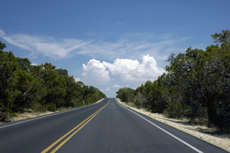Road_to_nowhere imagenes de archivo