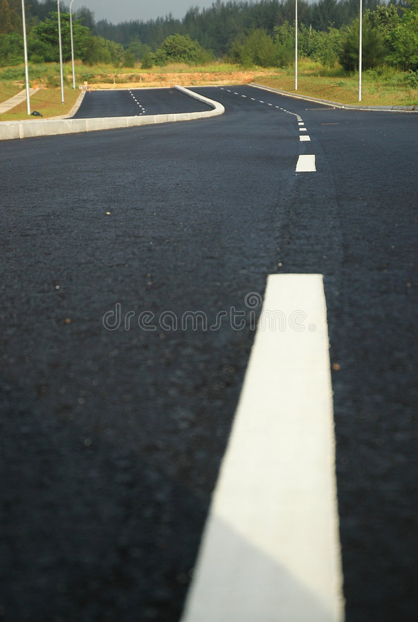 Free Road To Nowhere Stock Images - 87404