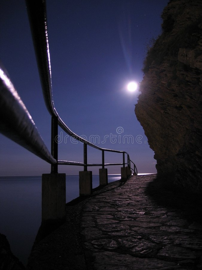 Download Road To Paradise Stock Photography - Image: 238072