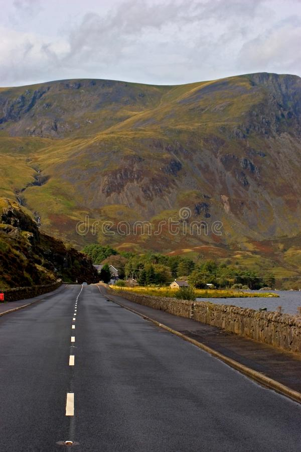 Road to Snowdonia