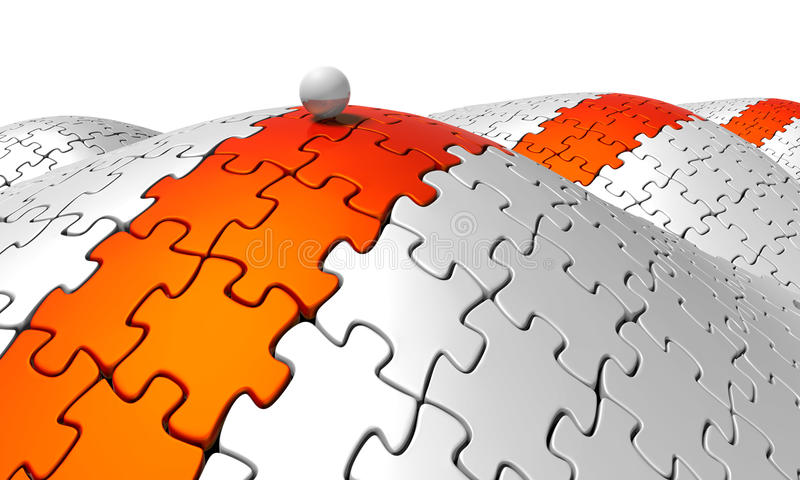 Download Road To Solution Stock Images - Image: 10267514
