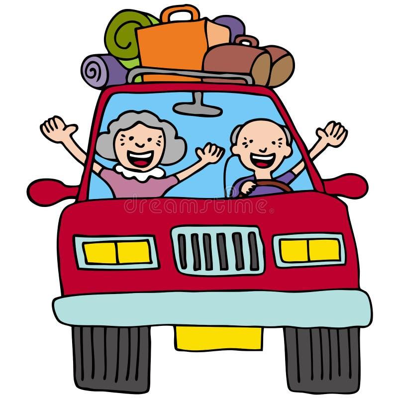 Download Road Trip Seniors Royalty Free Stock Image - Image: 21464506