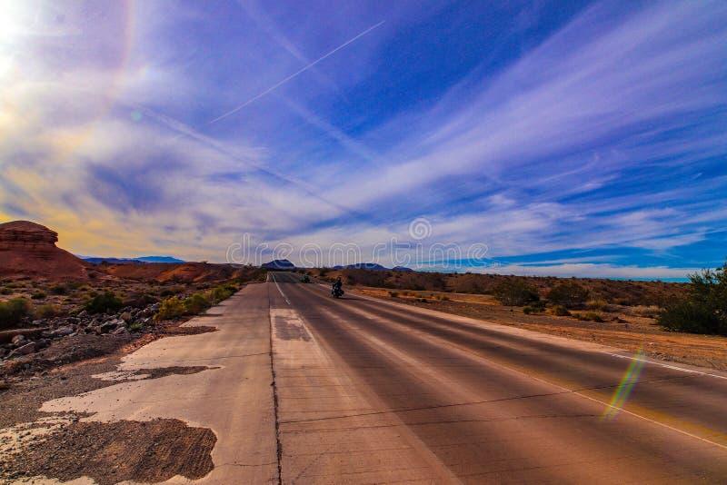 Road trip to Arizona desert. Colorado royalty free stock photos