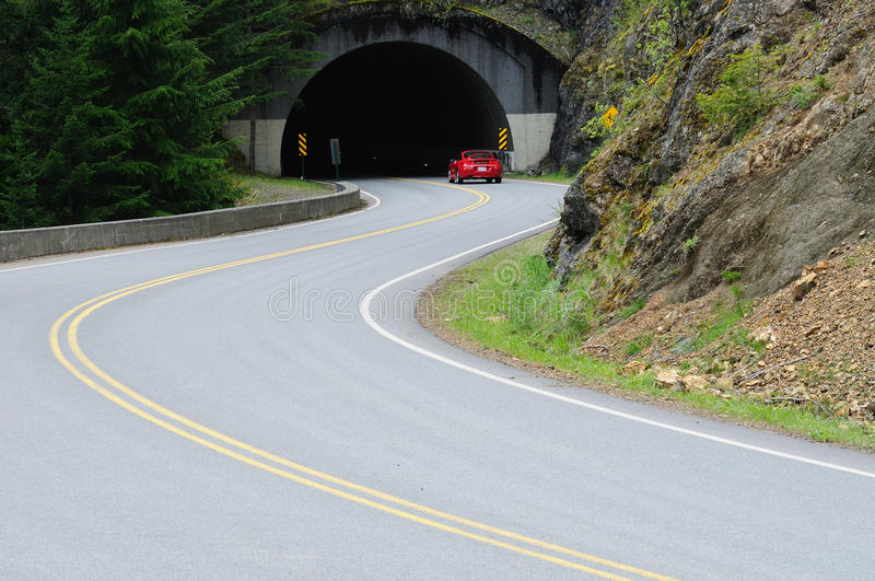 Download Road And Tunnel Stock Photos - Image: 17131703