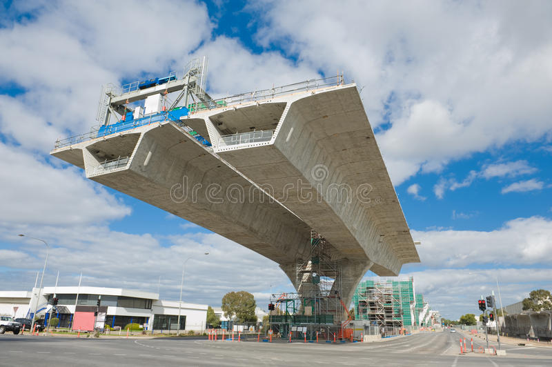 Download Road under reconstruction stock image. Image of construction - 26581991