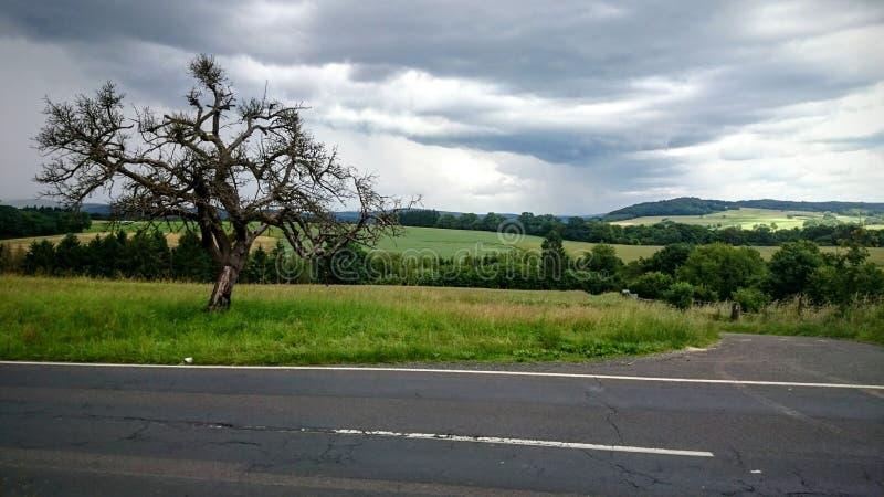 Roadscape zdjęcie stock