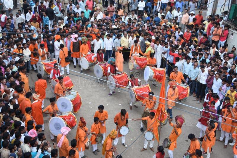 Roadshow von shivagarjana lizenzfreies stockbild