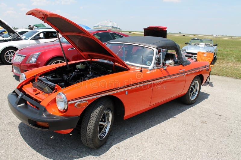 Roadster britannique photo stock