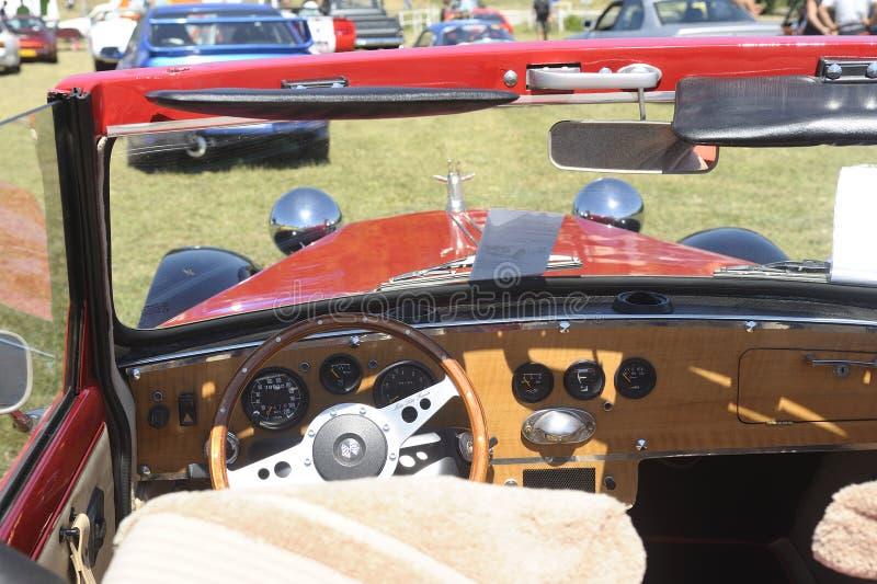 Roadster de Suncar Arpege construit pendant les années 80 photos libres de droits