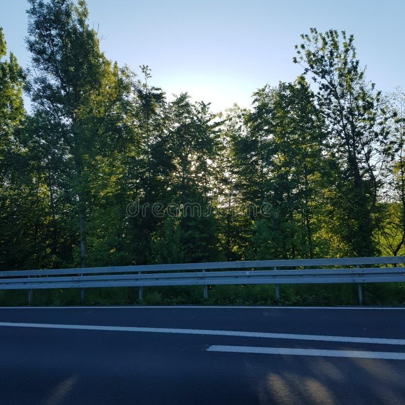 Roadtrip obrazy stock