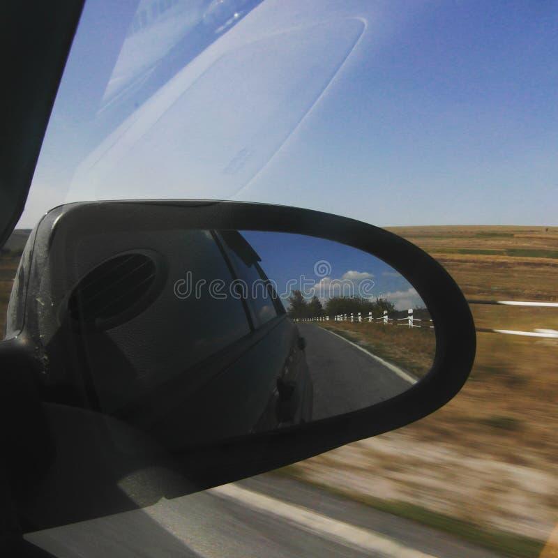 Roadtrippin em Ucrânia foto de stock