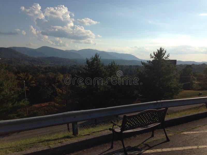 Roanoke Virginia royalty free stock image