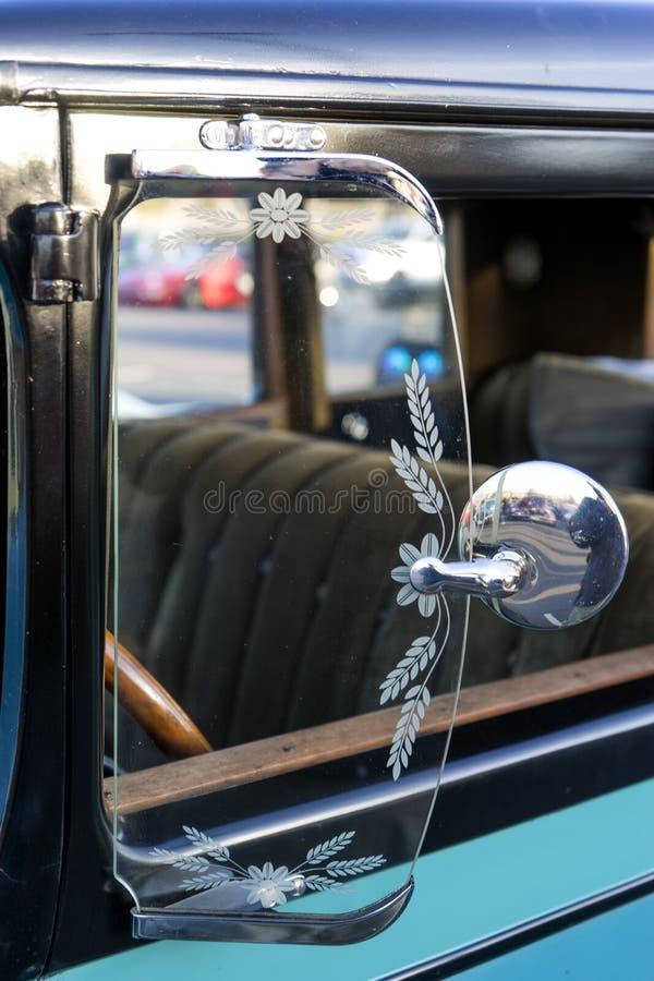 Roaring Twenties Vanity in Willys Knight royalty free stock photos