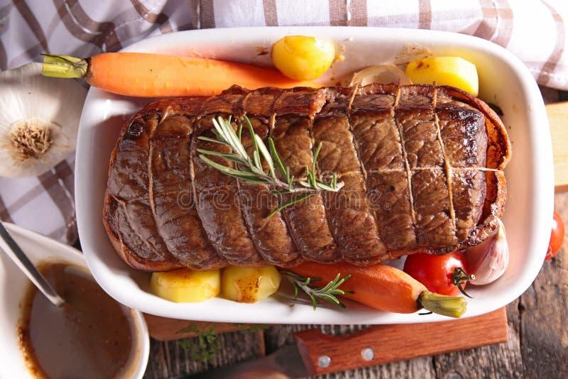 Download Roast Beef Stock Photo - Image: 49324753