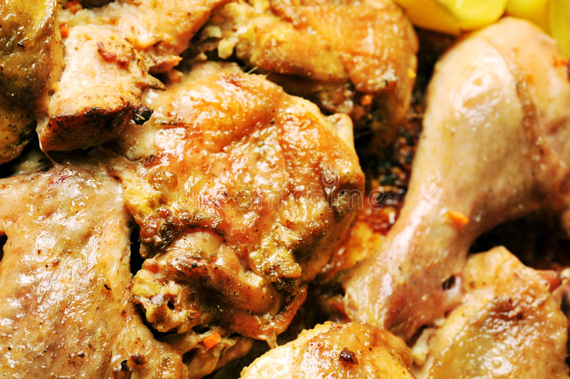 Download Roast Chicken Stock Photography - Image: 12418222