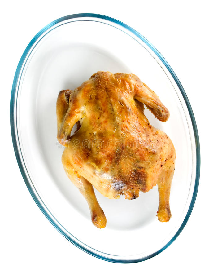 Download Roast chicken stock photo. Image of gourmet, poultry - 20033194