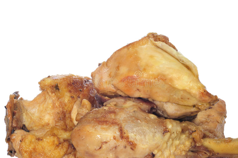 Download Roast chicken stock photo. Image of restaurant, roasted - 25571548