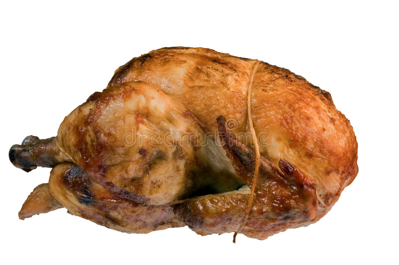 Download Roast Chicken stock image. Image of barbecue, bird, lunch - 6873639
