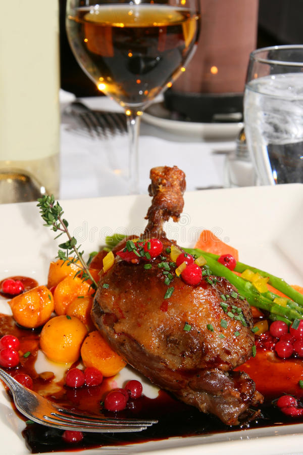 Free Roast Duck Stock Images - 12256884